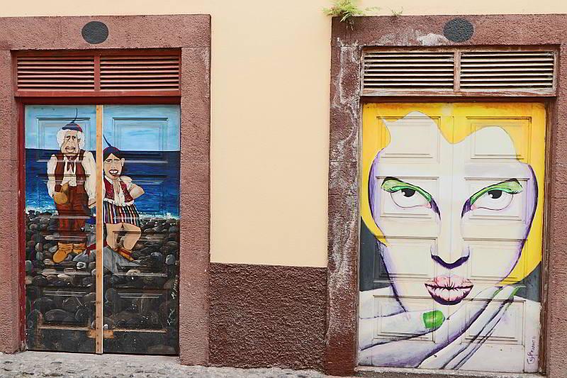 Funchal drzwi
