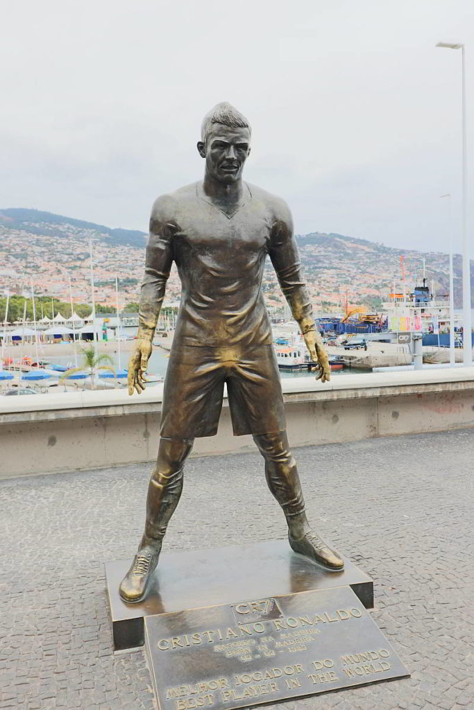 Funchal Cristiano Ronaldo