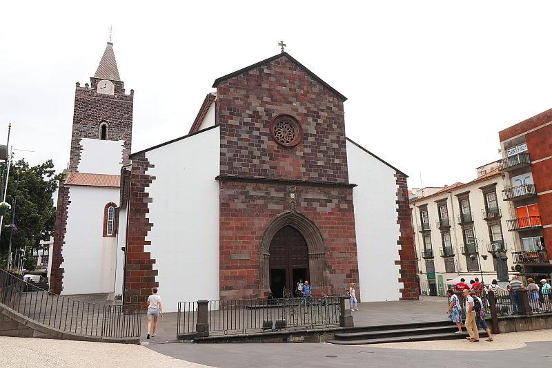 Funchal katedra