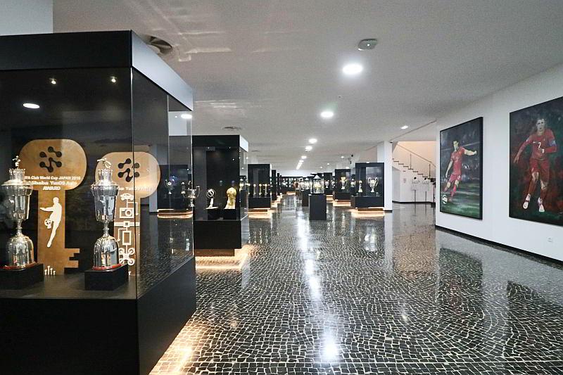 Funchal muzeum CR7