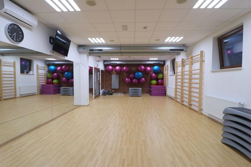 Hotel Robert's Port sala fitness