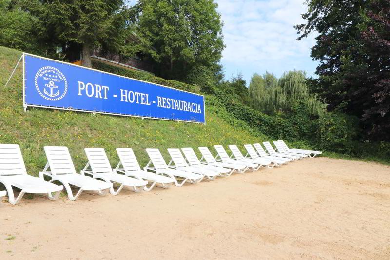 Hotel Robert's Port plaża