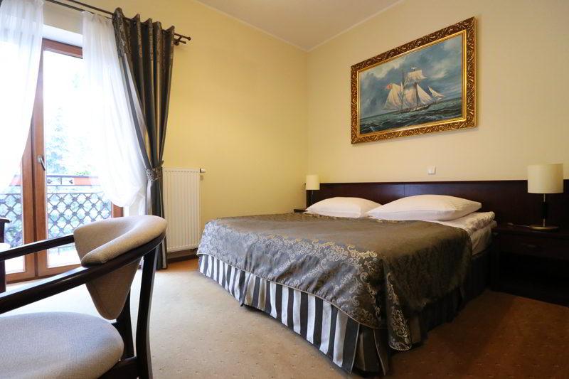 hotel robert's port pokój