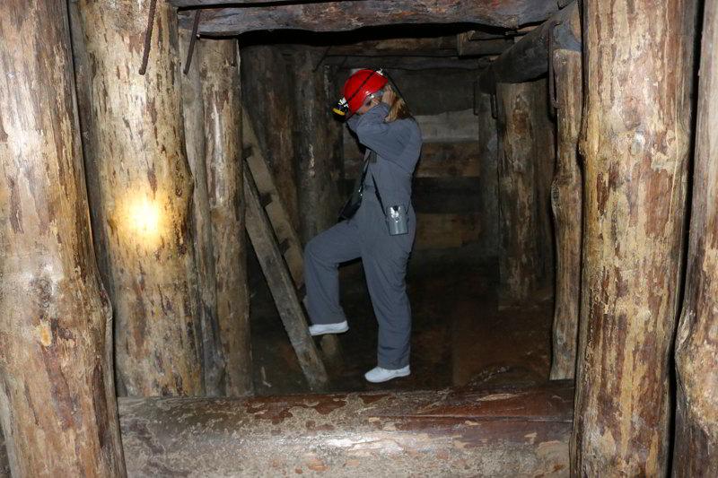 kopalnia soli wieliczka trasa górnicza