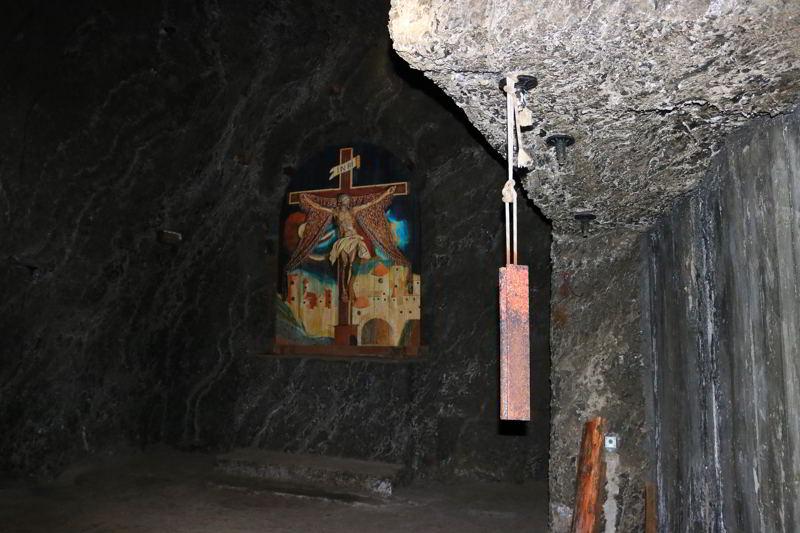 Kopalnia soli wieliczka kaplica
