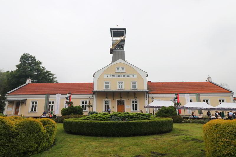 Kopania soli Wieliczka Szyb Daniłowicza