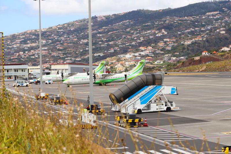 lotnisko Madera
