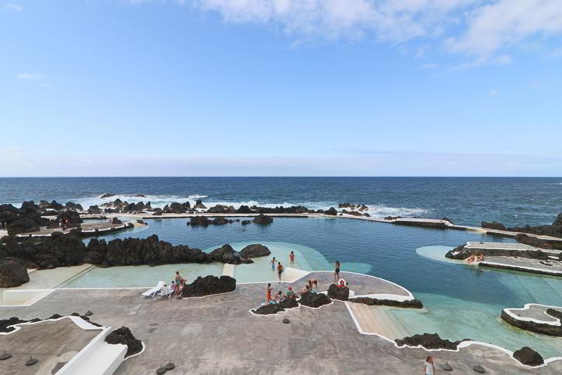 Madera co warto zobaczyć naturalne baseny