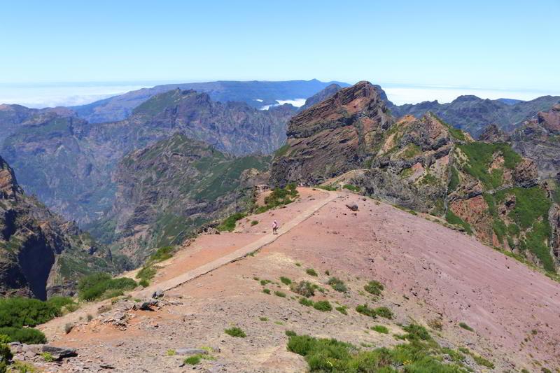 madera co warto zobaczyć pico arieiro