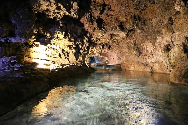 Madera atrakcje podziemne jaskinie