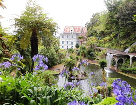 Ogrody Pałacu Monte