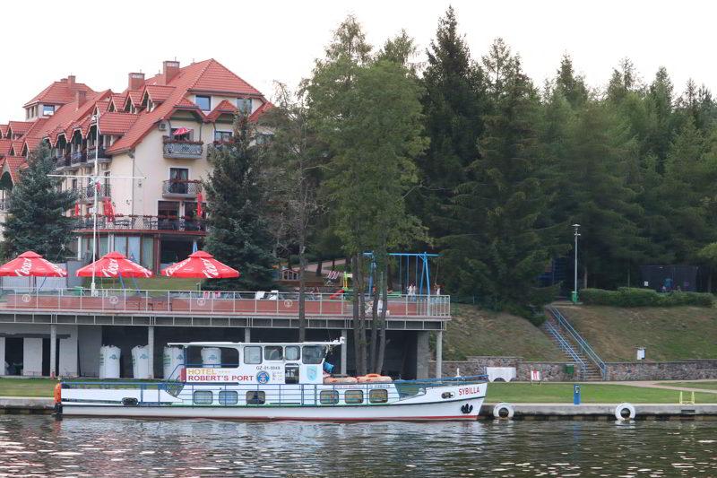 Hotel Robert's Port przystań