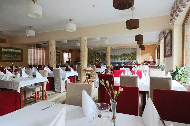 Hotel Robert's Port restauracja