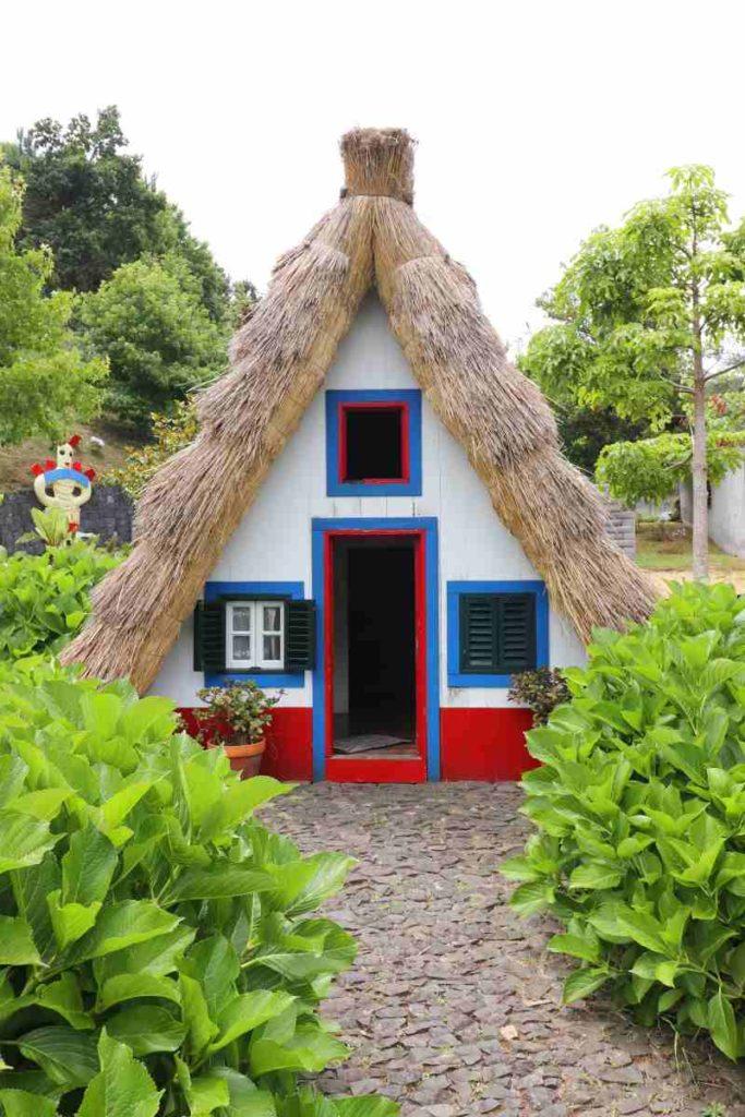Santana Madera tradycyjny domek