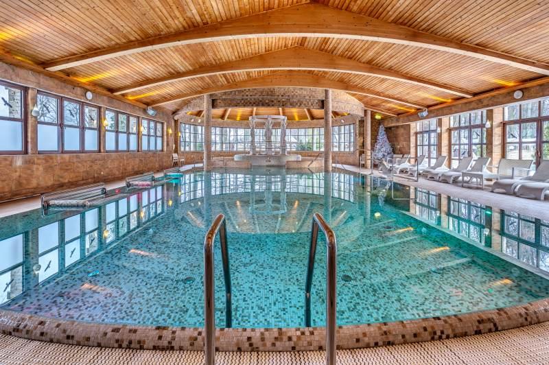 romantyczny weekend dla dwojga basen