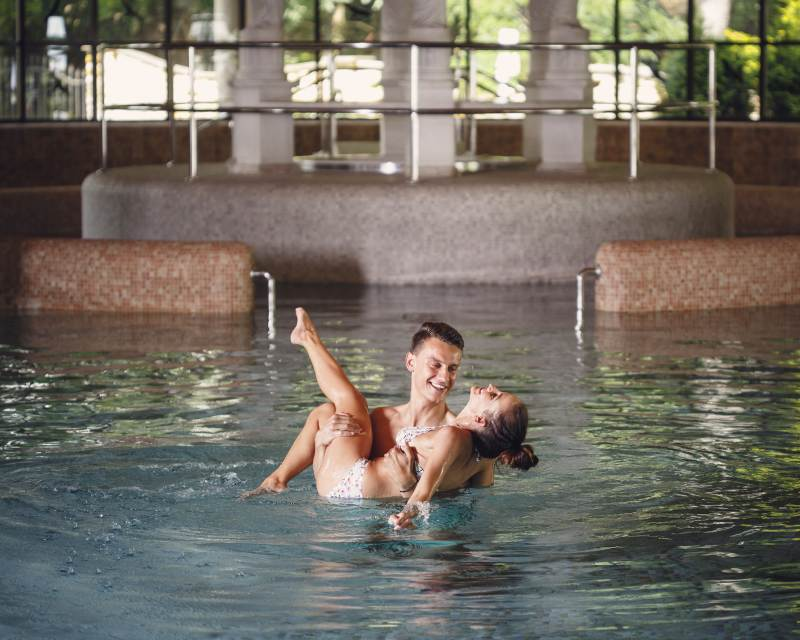 weekend dla dwojga basen