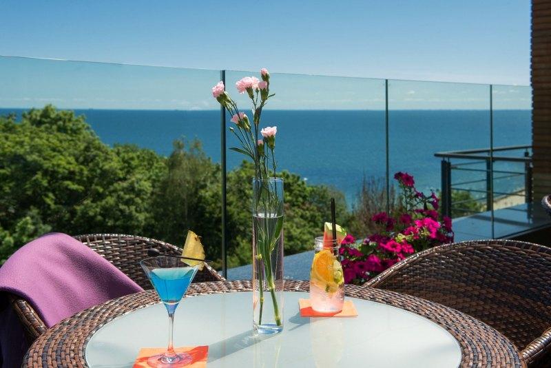 weekend dla dwojga hotel nad morzem