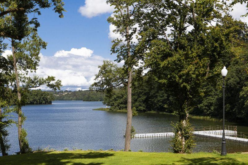 weekend we dwoje jezioro