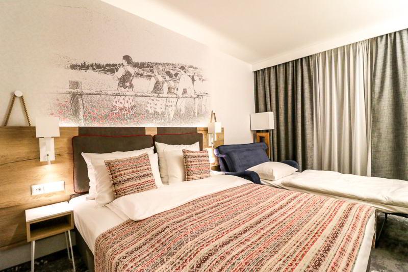 Hotel Aquarion pokój
