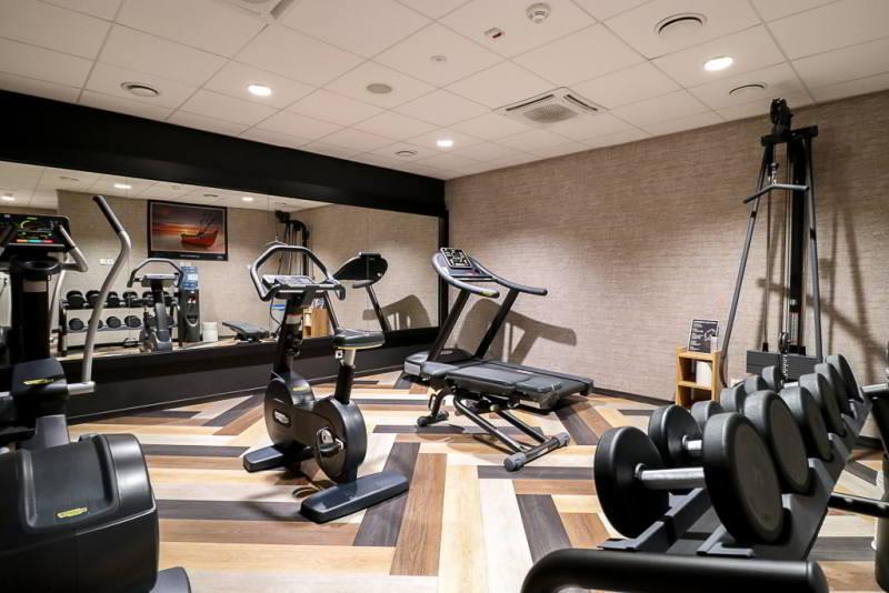 Hotel Aquarion siłownia