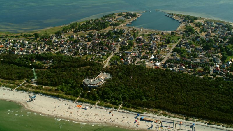 hotel konferencyjny nad morzem