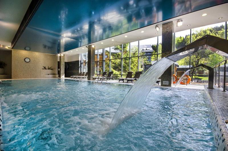 hotel na konferencje basen