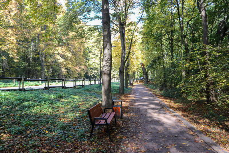 las bielański Warszawa Bielany