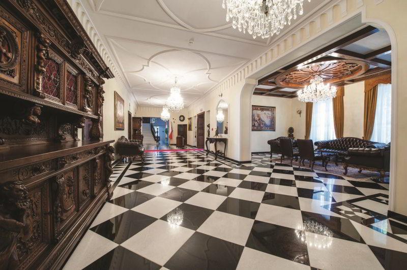 luksusowe miejsca na konferencje