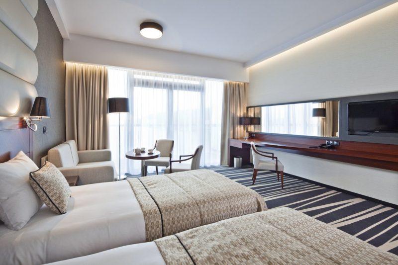 hotel na konferencje apartament