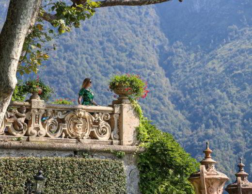 wille nad Jeziorem Como