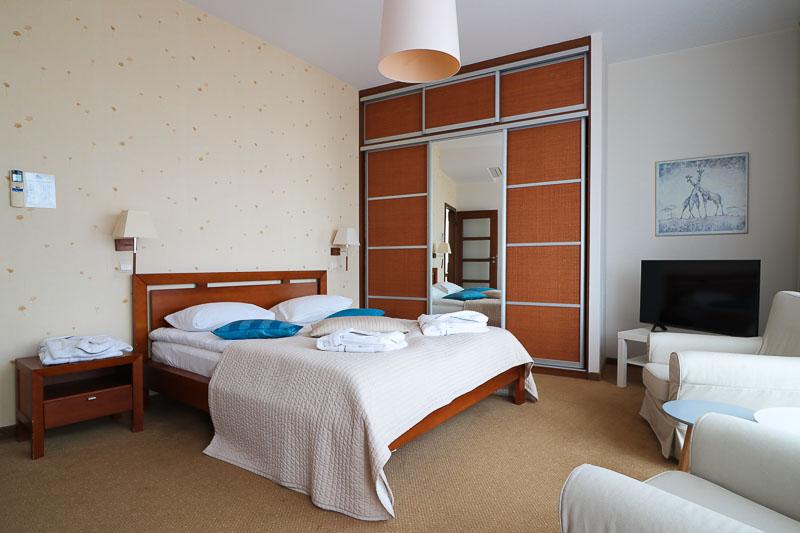 hotel dom zdrojowy apartament