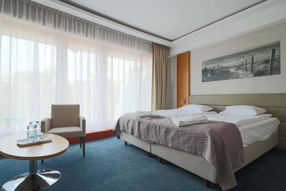 hotel dom zdrojowy pokój
