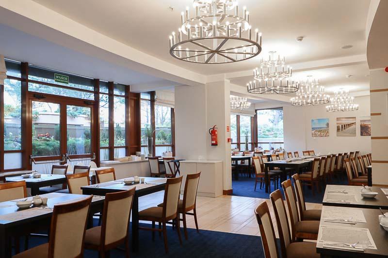 hotel dom zdrojowy restauracja