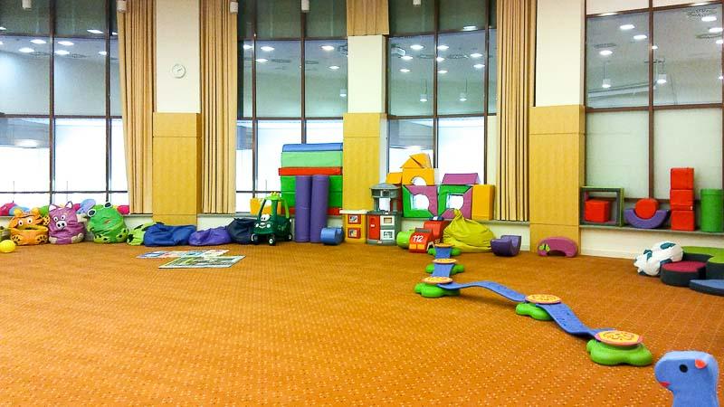 hotel dom zdrojowy sala zabaw