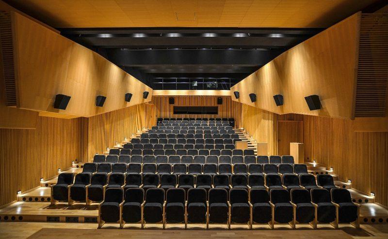 miejsca na konferencje kino