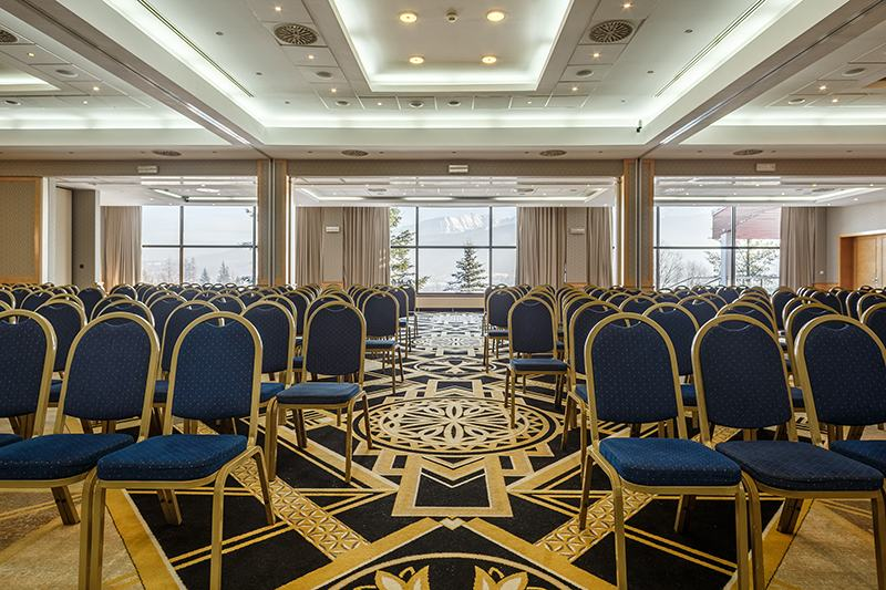 hotel na konferencje sala konferencyjna