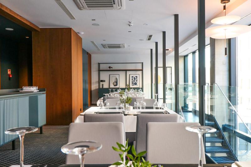 best western premier hotel city center restauracja