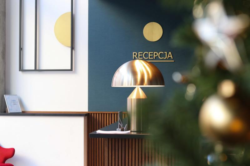 best western premier hotel city center recepcja