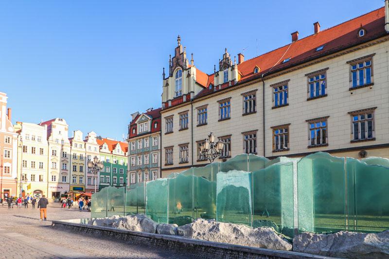 atrakcje Wrocławia rynek