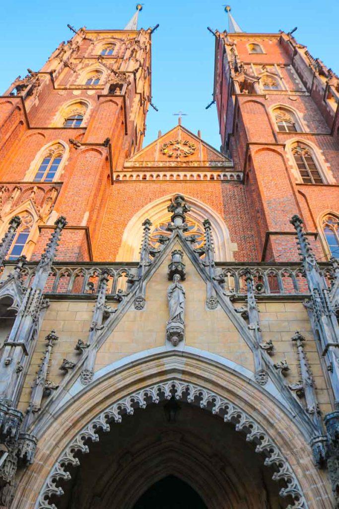 co warto zobaczyć we Wrocławiu ostrów tumski