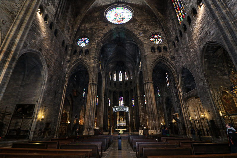girona co zobaczyć katedra