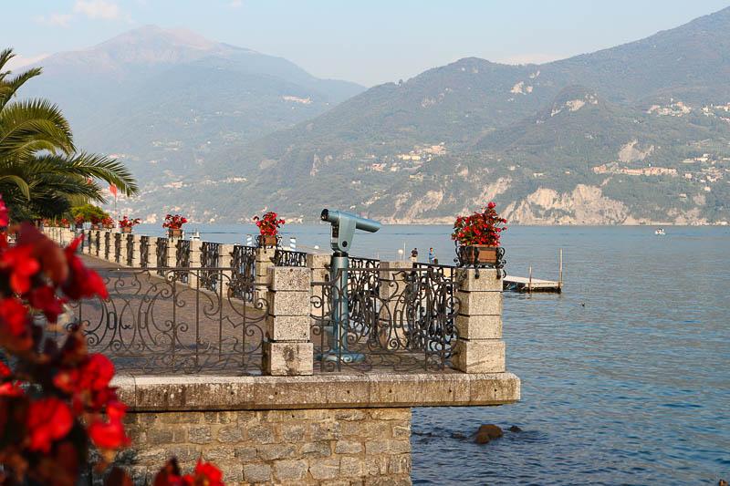 jezioro como menaggio
