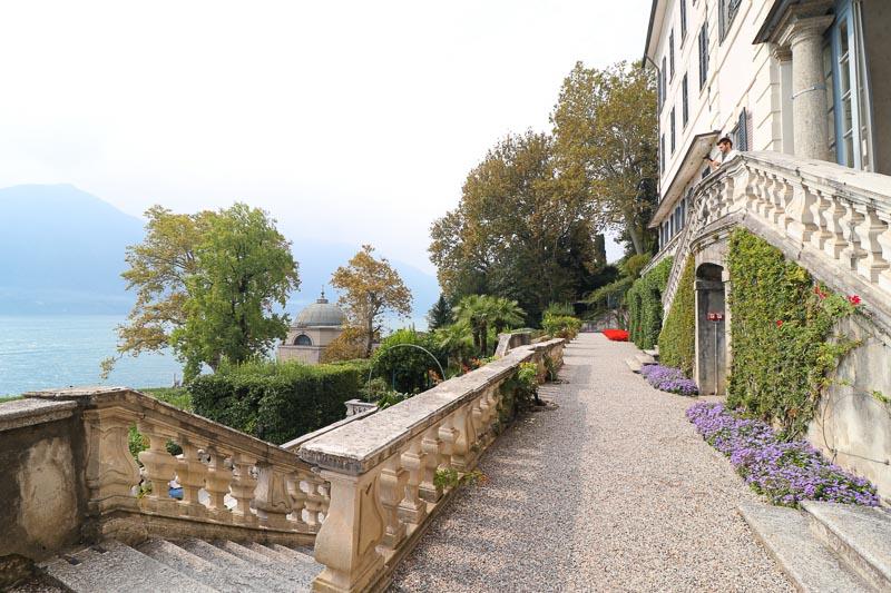 jezioro como atrakcje villa carlotta