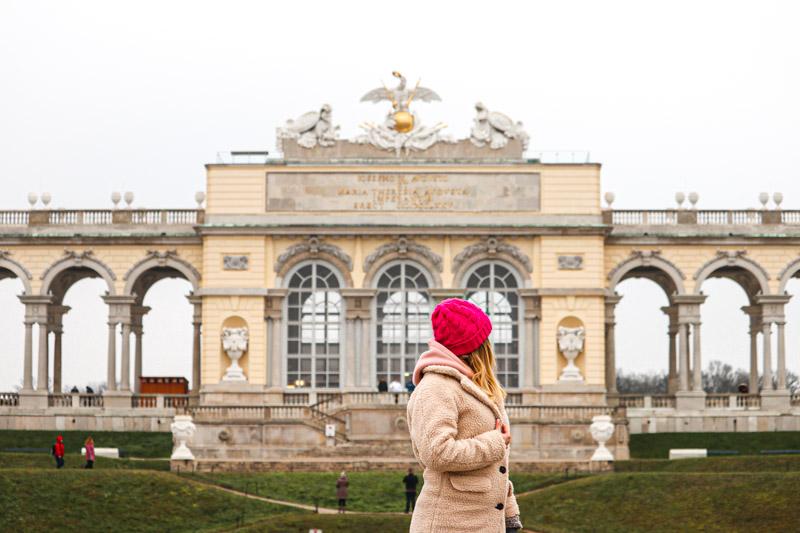 Pałac Schönbrunn Wiedeń