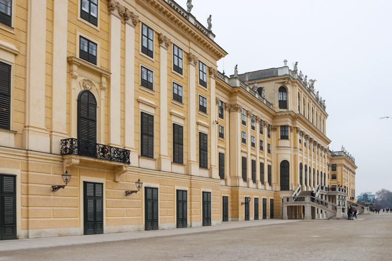 Pałac Schönbrunn w Wiedniu