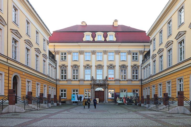 Wrocław atrakcje pałac królewski