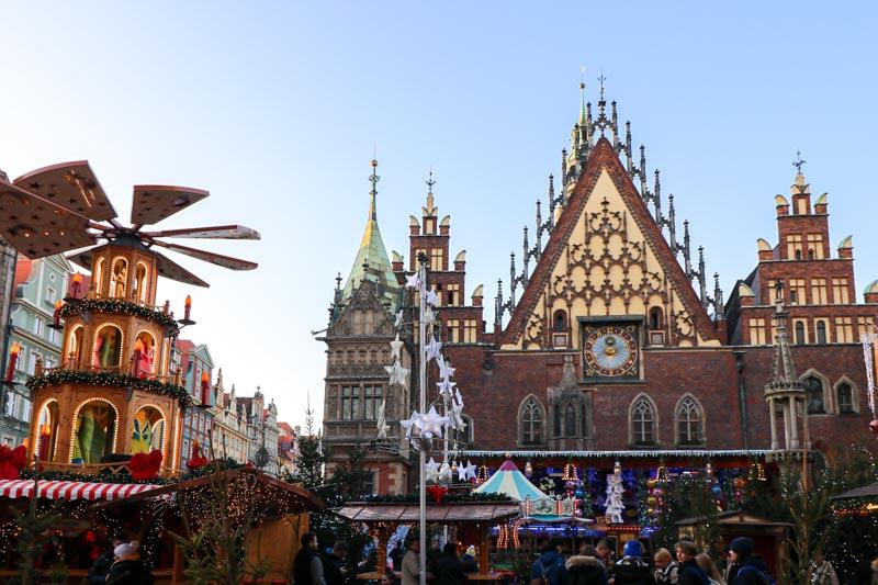 Wrocław co zobaczyć ratusz