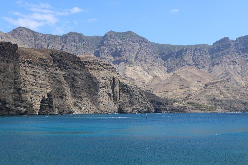 wyspy kanaryjskie klify gran canaria
