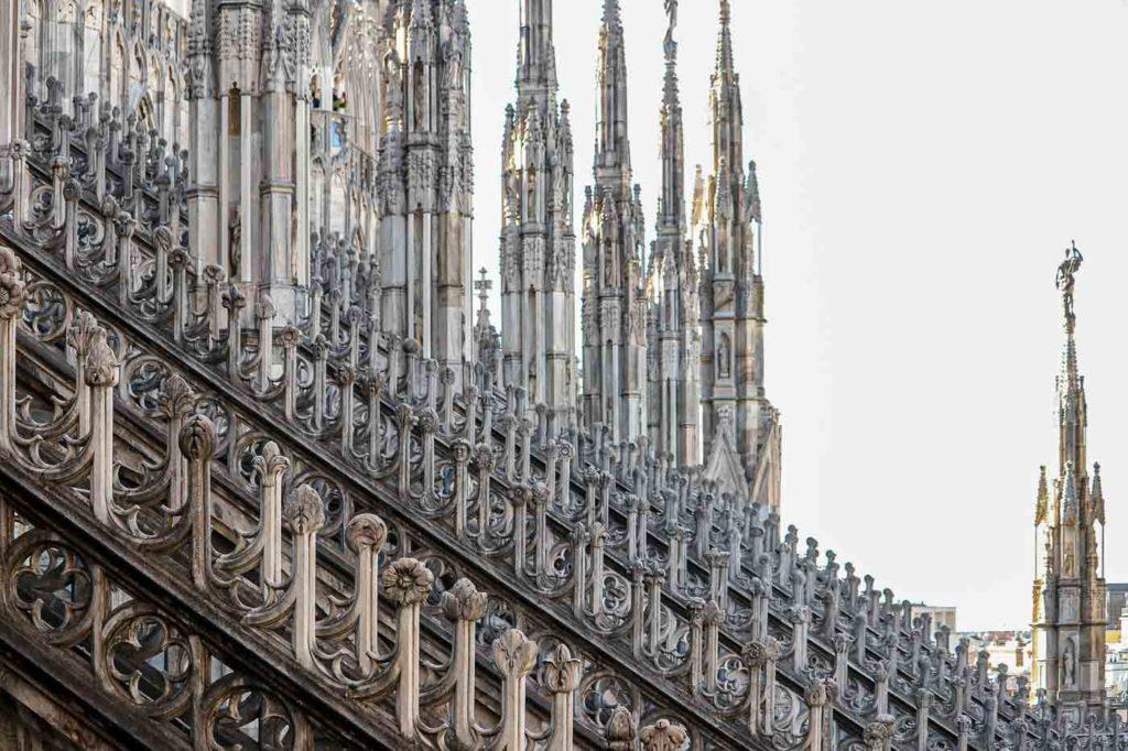 Katedra Duomo Mediolan