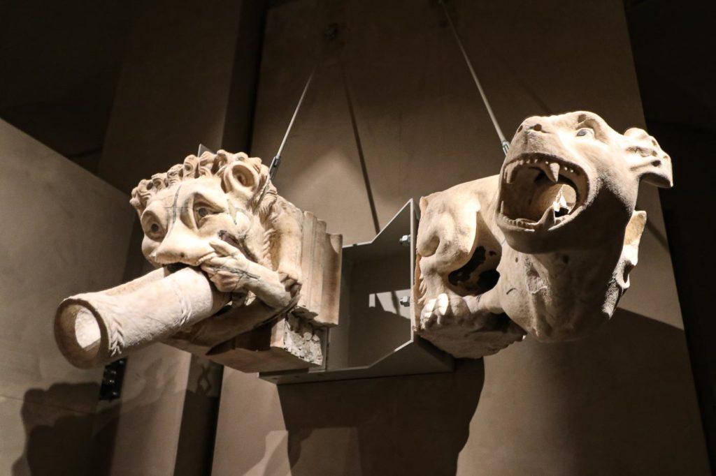 muzeum katedralne Mediolan